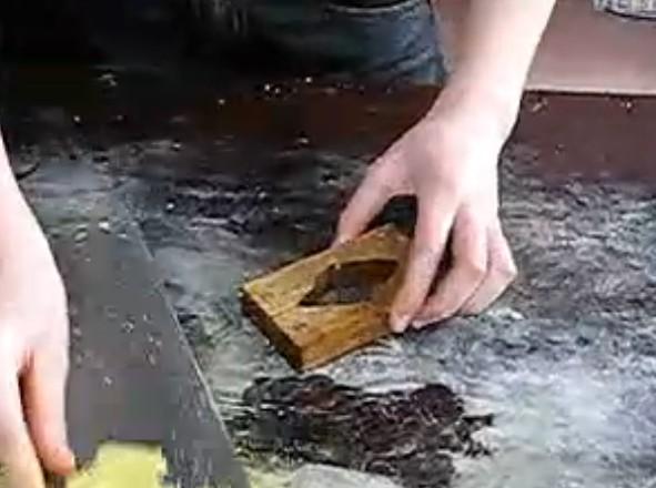 汕尾市捷胜特产绿豆糕制作过程