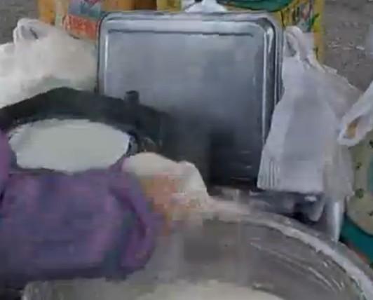 普宁特产糖葱薄饼